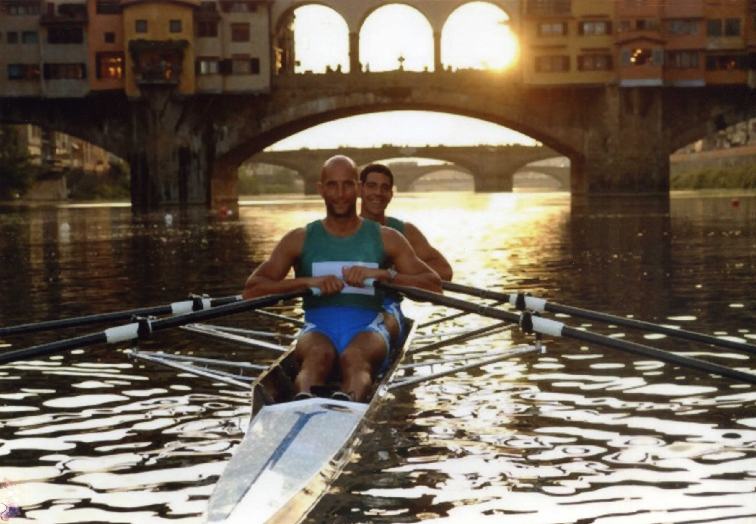 Rowing in Tuscany Academy